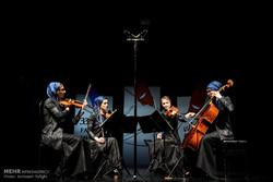 پنجمین روز جشنواره موسیقی فجر