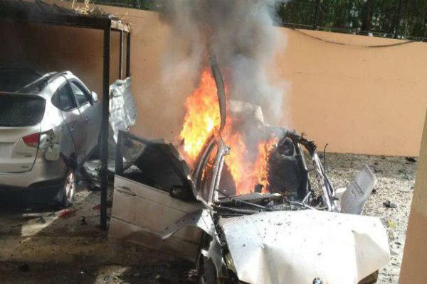 انفجار خودروی بمبگذاری شده در جنوب لبنان