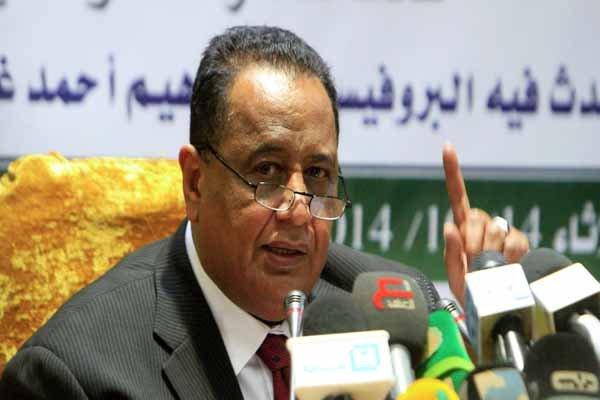 برخی در مرزهای شرقی به دنبال آزار دادن سودان هستند