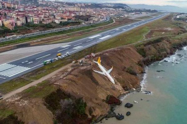 سانحه خط هوایی پگاسوس ترکیه