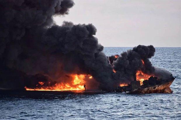 تفاصيل هامة عن حادثة ناقلة النفط الإيرانية