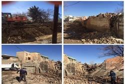 تخریب خانه تاریخی همدان