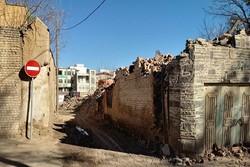 مسجد جامع تاریخی شهداد در حال تخریب است
