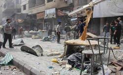 انفجار انتحاری بغداد