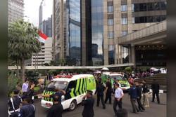 حادثه در بورس اندونزی