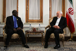 Zarif, Senegal's assembly pres. discuss regional crises