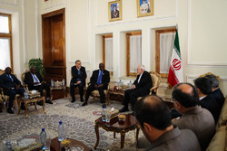 لقاءات وزير الخارجية الايراني محمد جواد ظريف