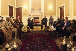 رئیس مجلس با هیأت پارلمانی کویت دیدار و گفتگو کرد