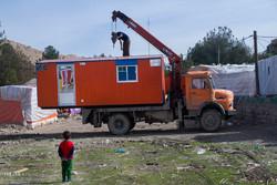 اختصاص اعتبار ۱۰ میلیارد ریالی برای خرید کانکس در مناطق زلزله زده