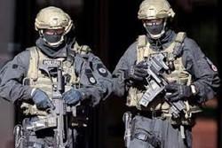 نیروهای امنیتی آلمان