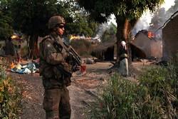 فرانسه پرونده تجاوز نظامیان خود در آفریقای مرکزی را مختومه کرد
