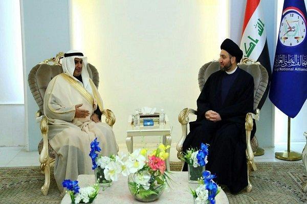 عمار الحكيم  يدعو  لحوار إقليمي بمشاركة ايران والسعودية ومصر وتركيا