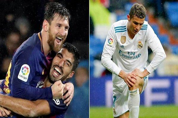 رئال به سقوط نزدیک تر است تا رسیدن به بارسلونا!