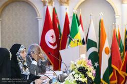 نشست پارلمان های زنان مسلمان اتحادیه مجالس سازمان همکاری اسلامی