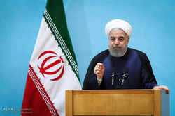 Rouhani says US attempt to isolate Iran has failed