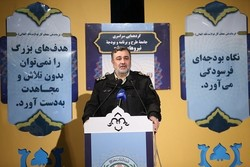 Enemy sought to cause turmoil in Iran: police chief