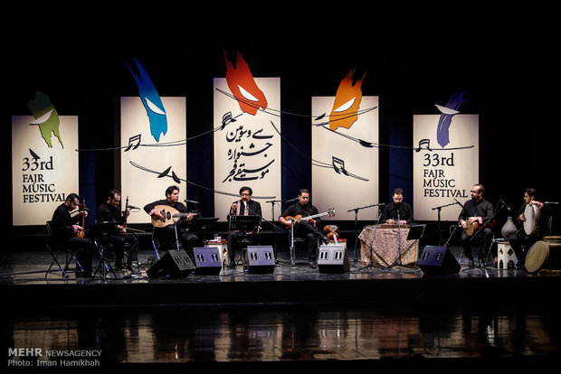 """""""Fecr Müzik Festivali"""" 6. gününde"""