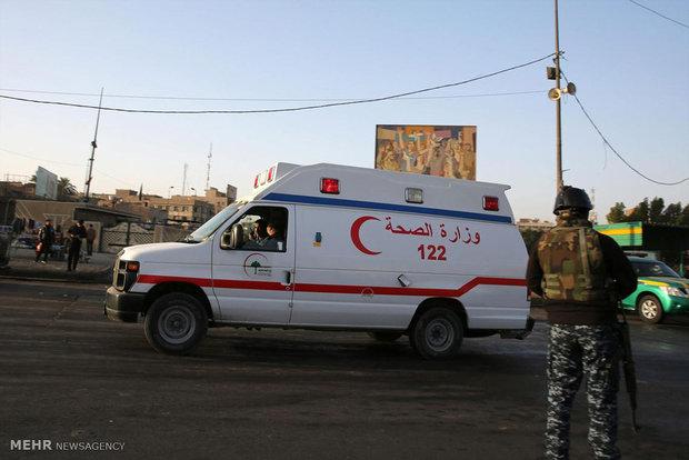 انفجارهای تروریستی در بغداد