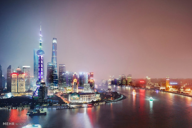 Dünyadaki simge binaların muhteşem gece görüntüleri