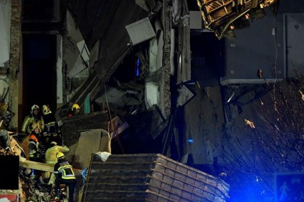 بیلجیم میں بم دھماکے میں متعدد افراد زخمی