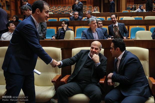 کلانتری استعفای کاوه مدنی را پذیرفت