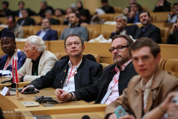 هجدهمین دوره مراسم بنیاد جهانی انرژی