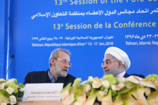 OIC Parliamentary session kicks off in Tehran
