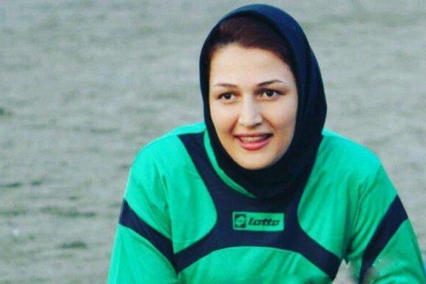 بازیکن سابق تیم فوتبال بانوان ملوان بندرانزلی درگذشت