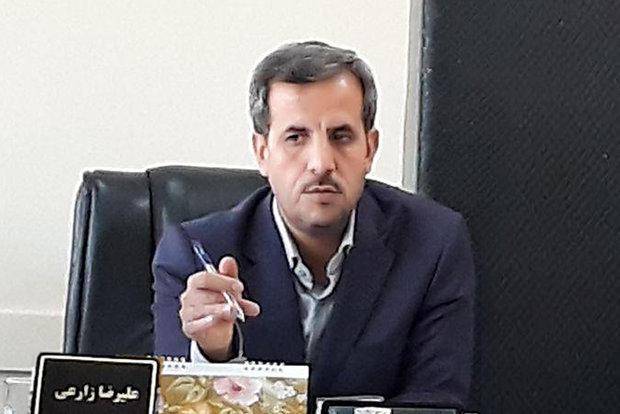 ارزیابی عملکرد دستگاه های شهرستان اراک در حوزه حجاب وحقوق شهروندی