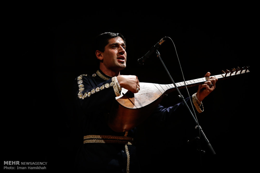 خالو قنبر یخ جشنواره را آب کرد/ طوفان «شش اقلیم» در تالار رودکی