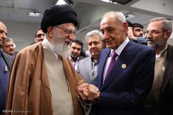 دیدار شرکتکنندگان کنفرانس بین المجالس اسلامی با رهبر معظم انقلاب