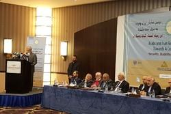 Kharrazi puts forward suggestions for Iran-Arab dialogue