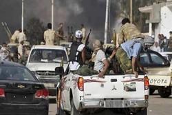 دولت وفاق ملّی لیبی: شبهنظامیان خارجی در صفوف ما نیستند