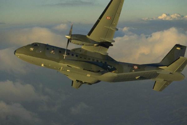 سقوط یک هواپیمای نظامی در ترکیه