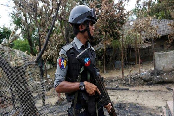 ميانمار کی فوج نے 2 مسلمان خواتین کو قتل کردیا