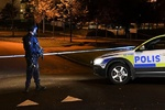 حمله با نارنجک دستی به یک پاسگاه پلیس در سوئد