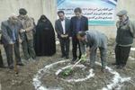 کلنگ آموزشگاه آموزش و پرورش کرمانشاه به زمین زده شد