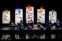 8th day of Fajr Intl. Musicfest.