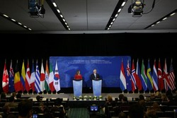 نشست ونکوور با محور بحران کره شمالی