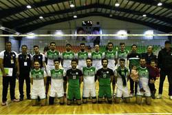 والیبال کردستان
