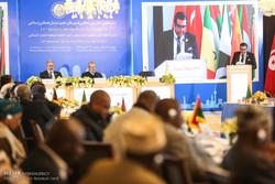 اختتامیه سیزدهمین کنفرانس مجالس کشورهای عضو سازمان همکاری اسلامی