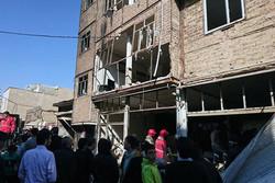 افزایش تعداد مصدومان انفجار اسلامشهر به ۱۲ نفر