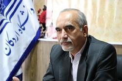 علی نصیری طوسی، رئیس دانشگاه اردکان