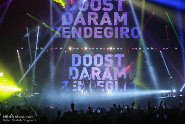 هشتمین روز از جشنواره موسیقی فجر