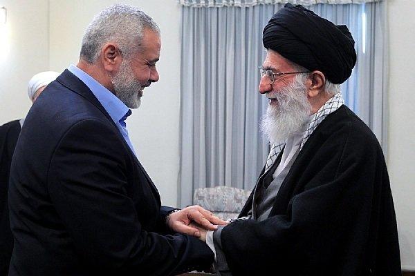 اسماهيل هنية: انطلاق الانتفاضة سيحبط مؤامرة اغلاق القضية الفلسطينية