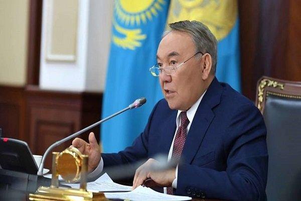 رئیس جمهوری قزاقستان استعفا داد/ رئیس سنا جانشین موقت شد