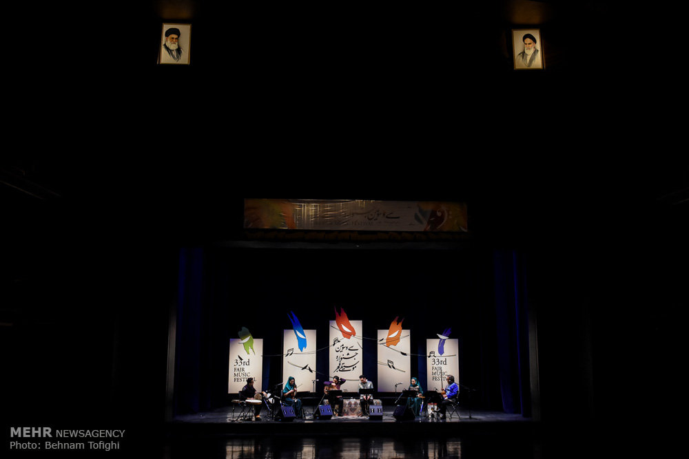 هشتمین روز جشنواره موسیقی فجر