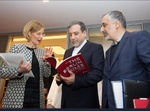 Araghchi in Germany for talks on bilateral relations
