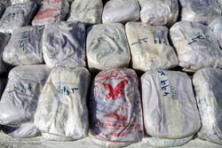 کشف و ضبط 4 تن مواد مخدر در بیرجند