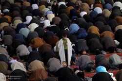 اقامه نماز باران در قم